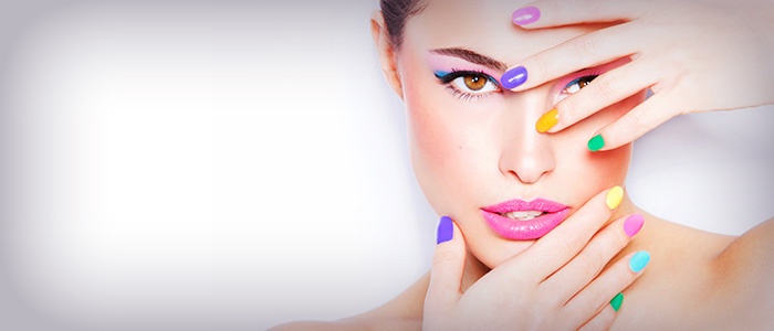 Fully qualified and insured, all the products used are kind to your nails and maintain their natural health.